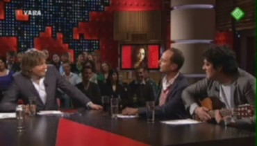 Mike & Thomas Aubade DWDD